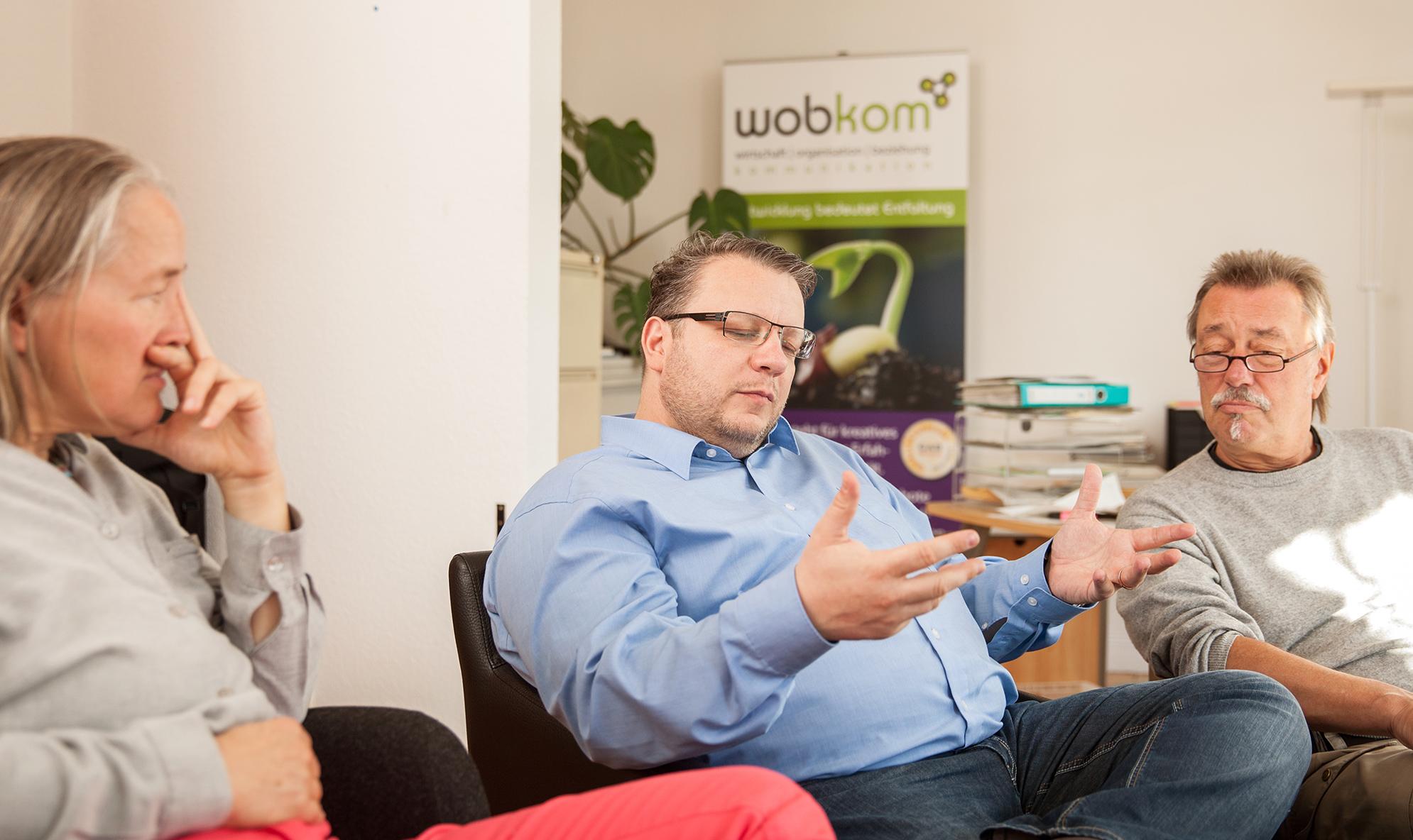 wobkom GmbH - Unternehmensberatung aus Remscheid